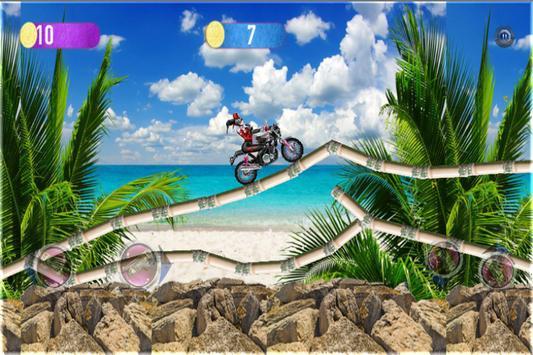 Harley Moto Bike Race Game poster