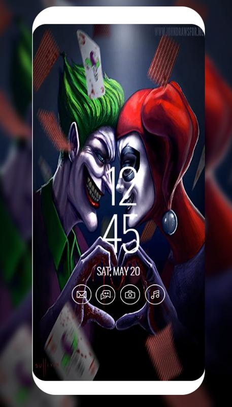 Harley Quinn And Joker Wallpapers Hd For Android Apk Download