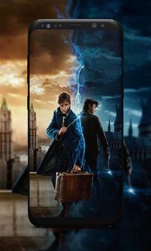 Harry Potter Wallpaper HD 截圖 1
