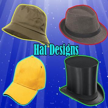 Hat Designs poster