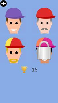 hat flip trick game apk screenshot