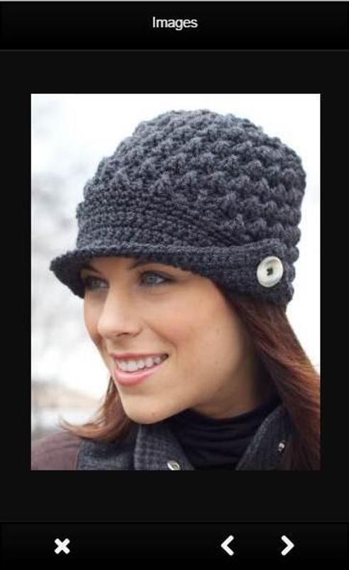 Patrones de sombrero de ganchillo Descarga APK - Gratis ...