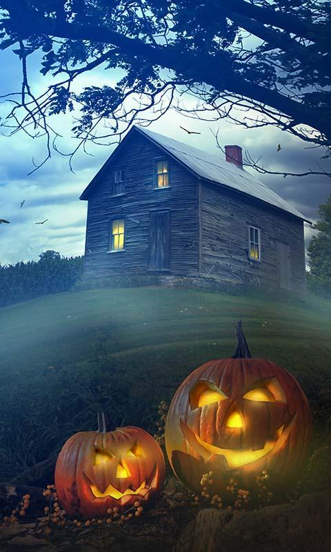 haunted house live wallpaper for android apk download