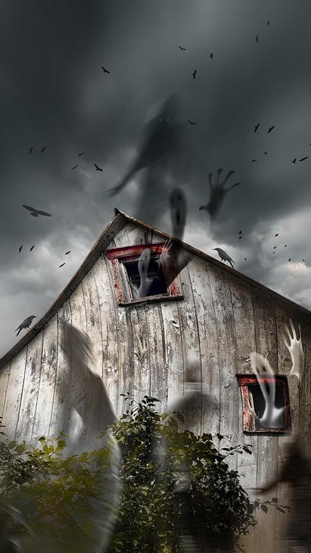 haunted house live wallpaper apk download free