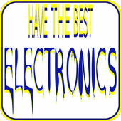 Have The Best Electronics - Free Digital Marketing icon