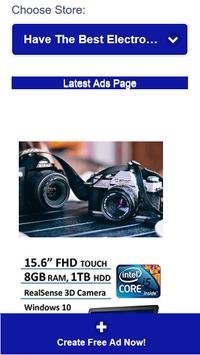 Have The Best Electronics - Free Digital Marketing screenshot 1