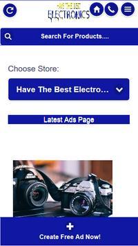Have The Best Electronics - Free Digital Marketing screenshot 2