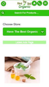 Have The Best Organic- Free Internet Advertisement screenshot 1