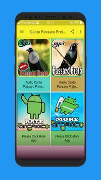 Canto Passaro Preto Grauna Mp3 poster