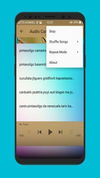 Canto Chardonneret Parva screenshot 4