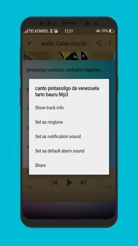 Canto Chardonneret Parva screenshot 5