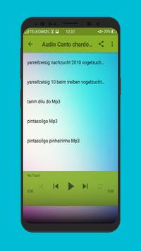 Canto Chardonneret Parva screenshot 2