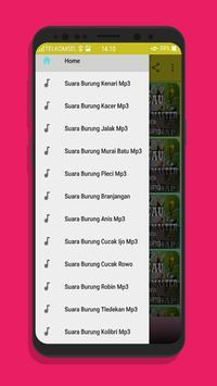 Kicau 1000 Burung Masteran Lengkap screenshot 1