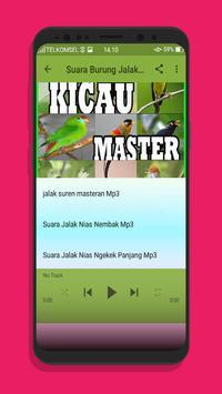 Kicau 1000 Burung Masteran Lengkap screenshot 4