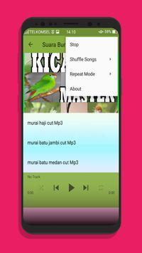 Kicau 1000 Burung Masteran Lengkap screenshot 5