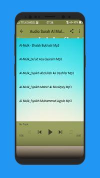 Surat Al Mulk Terlengkap Mp3 screenshot 2