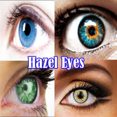 Hazel Eyes Makeup icon
