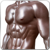 ABS Workout For Men : Offline icon