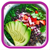 Simple Healthy Lunch Recipes icon