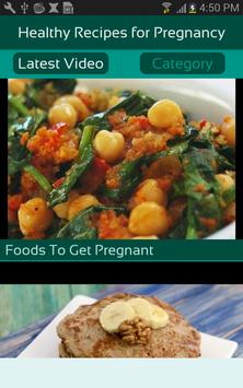 Healthy recipes for pregnancy apk download free entertainment app healthy recipes for pregnancy poster healthy recipes for pregnancy apk screenshot forumfinder Choice Image