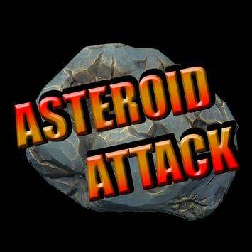 Asteroid Attack (Unreleased) poster