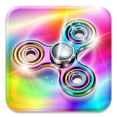 Color Hand Spinner Simulator icon