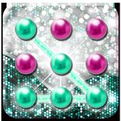 Glitter Pattern Lock Screen icon