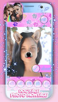 Dog Face Photo Montage screenshot 1