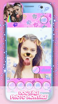 Dog Face Photo Montage screenshot 2