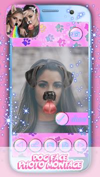 Dog Face Photo Montage screenshot 3