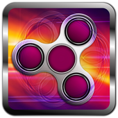 Hand Spinner Live Wallpapers icon