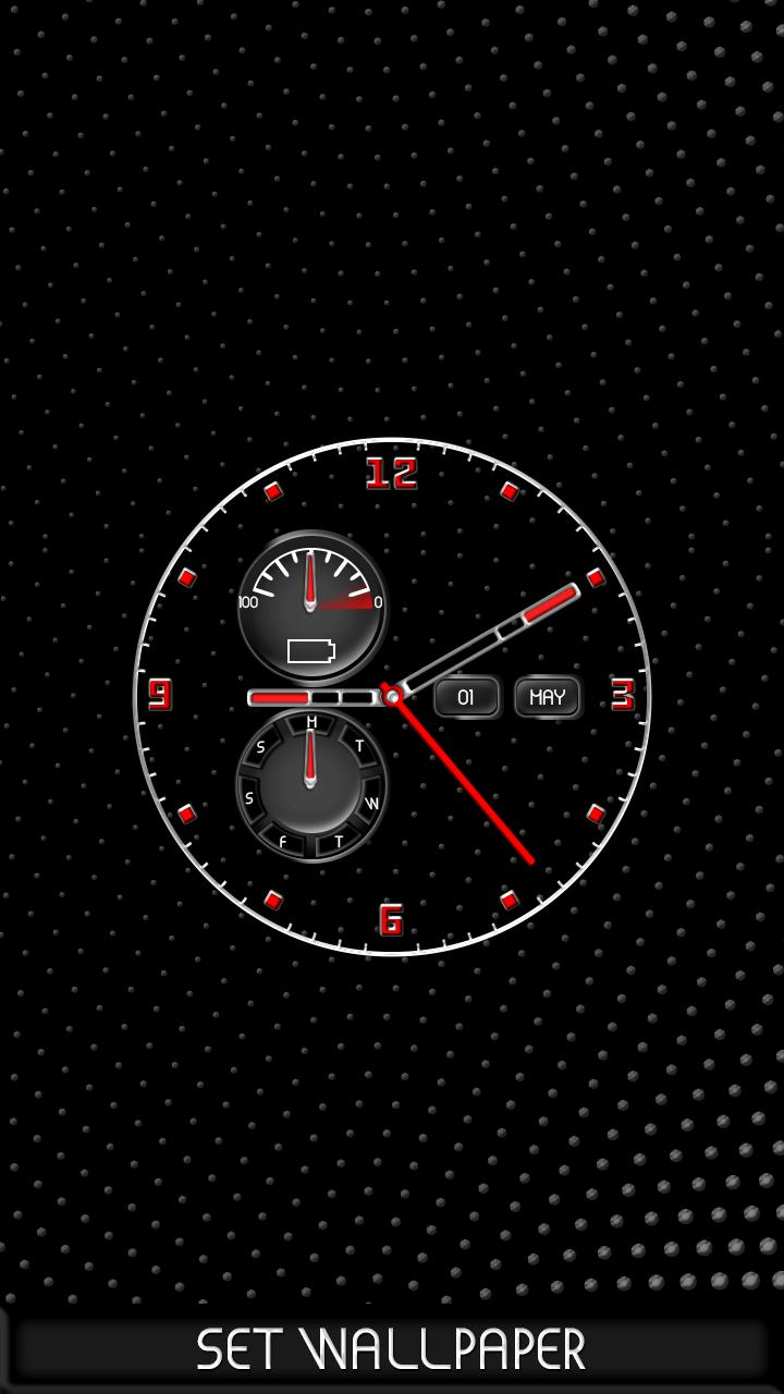 Live Clock Wallpaper Themes for Android - APK Download