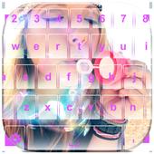 My Cool Photo Keyboard Themes icon