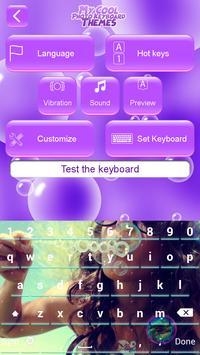 My Cool Photo Keyboard Themes apk screenshot
