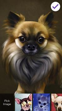 Chihuahua Dog Little Cute Puppy HD Wallpaper Lock screenshot 2