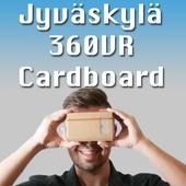 Jyväskylä 360 VR Cardboard icon