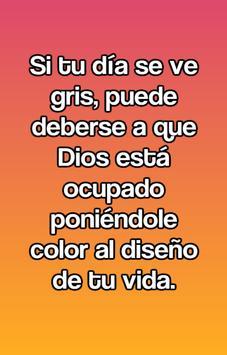 Frases Cristianas Bonitas Y Cortas screenshot 2