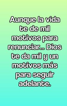 Frases Cristianas Infantiles poster