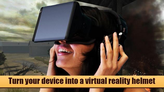 Helmet Virtual Real Prank poster
