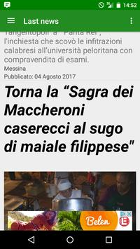Sicily News screenshot 1