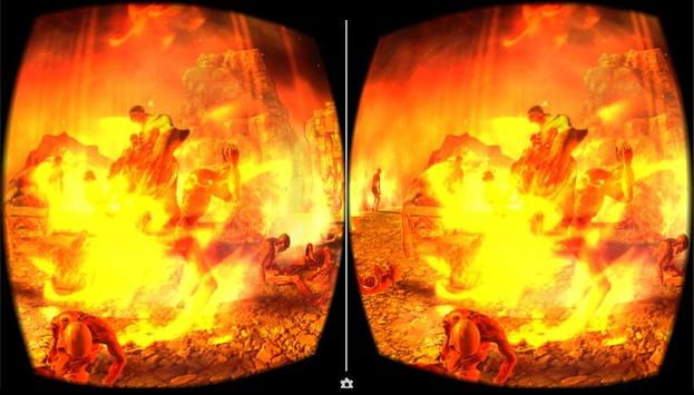 VIRTUAL REALITY - HELL V.1 apk screenshot