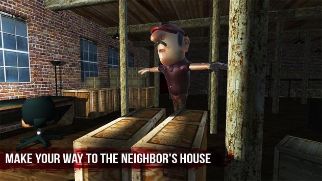 Hello Five Nights Neighbor poster
