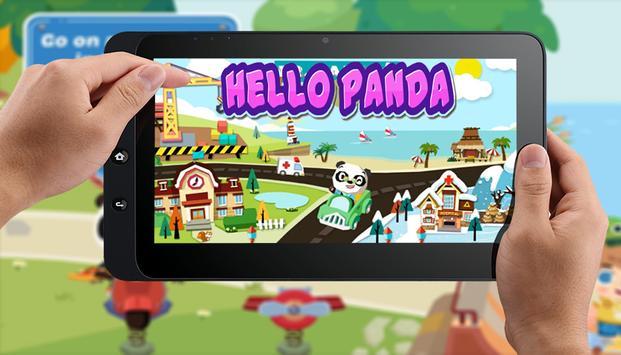 Hello Panda Construction Adventure apk screenshot