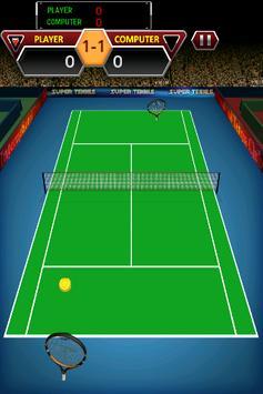 Tennis game Bash poster