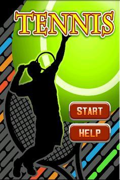 Tennis game Bash apk screenshot