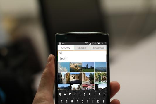 ExploPics-Travel Photo Sharing apk screenshot