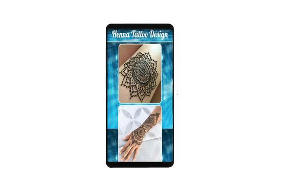 Henna Tattoo Design poster