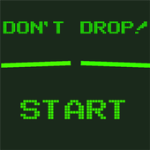 Don't Drop - Simple icon