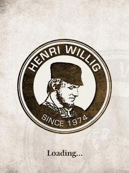Henri Willig Cheese poster