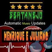 Musica Henrique e Juliano 2017 icon
